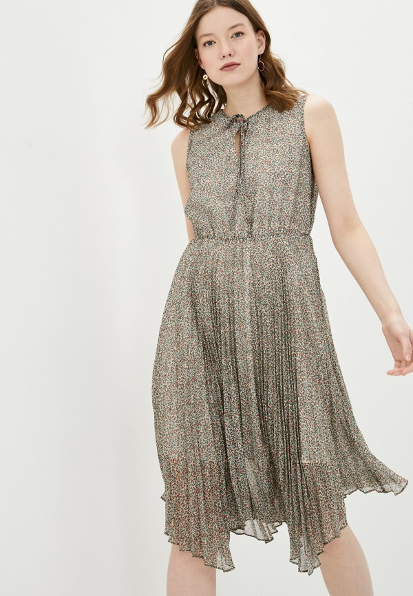 Платье adL adL 12438289000 бежевый фото
