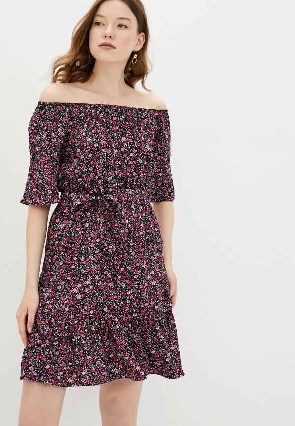 женское платье adl, розовое