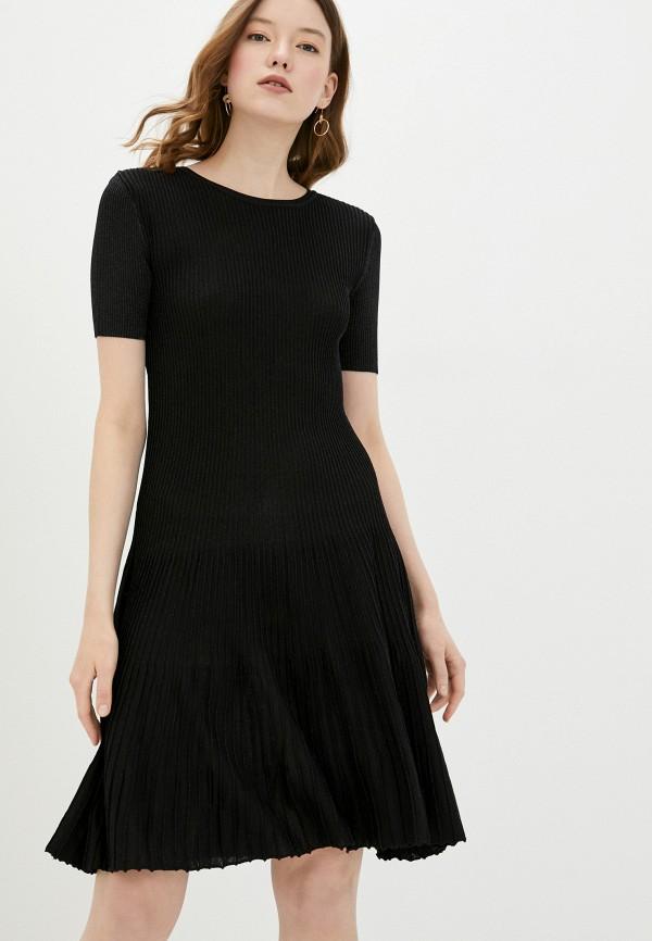 женское повседневные платье adl, черное