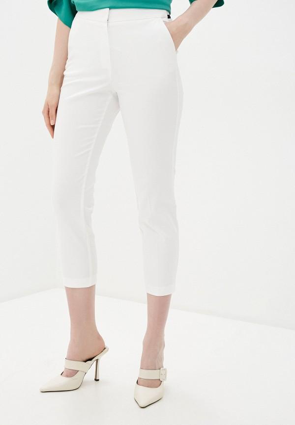женские повседневные брюки adl, белые