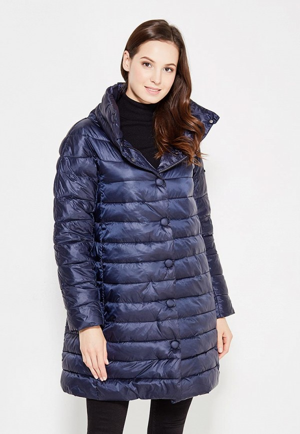Купить Куртка утепленная adL, adL AD005EWVPW21, синий, Осень-зима 2017/2018