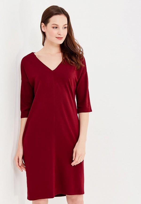 Купить Платье adL, adL AD005EWWQO20, бордовый, Осень-зима 2017/2018