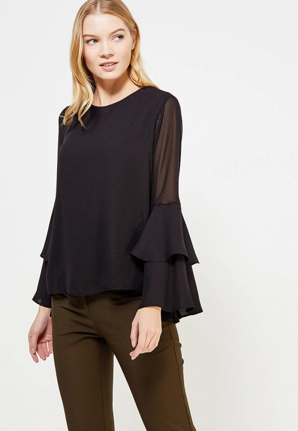 Блуза adL adL AD005EWZAD40 блуза marse цвет черный