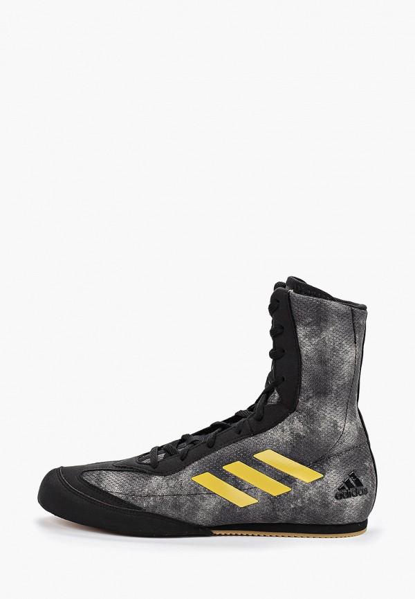 Фото - Боксерки adidas Combat цвета хаки
