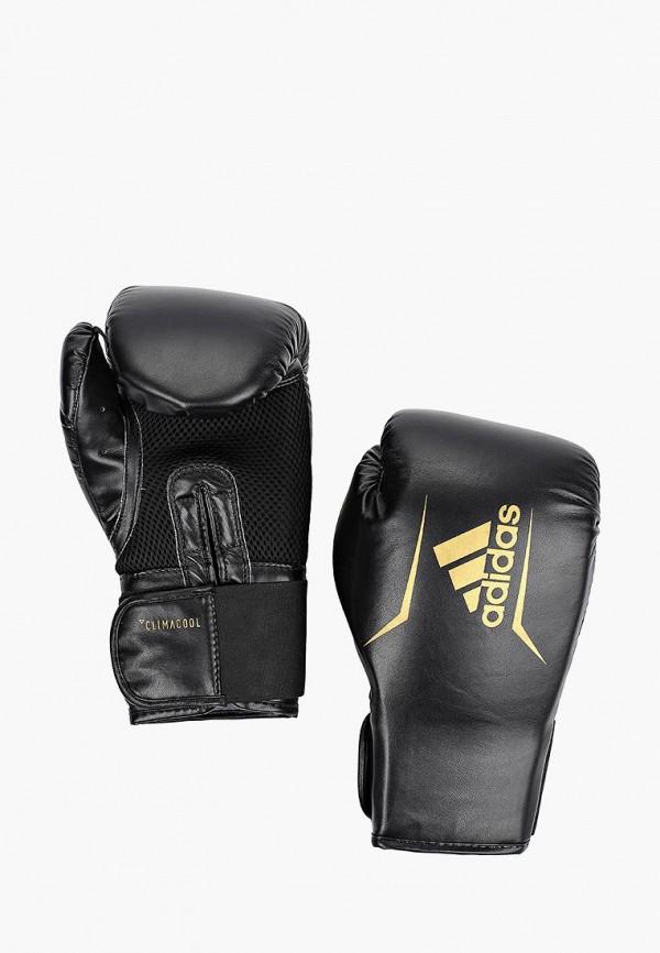женские перчатки adidas, черные