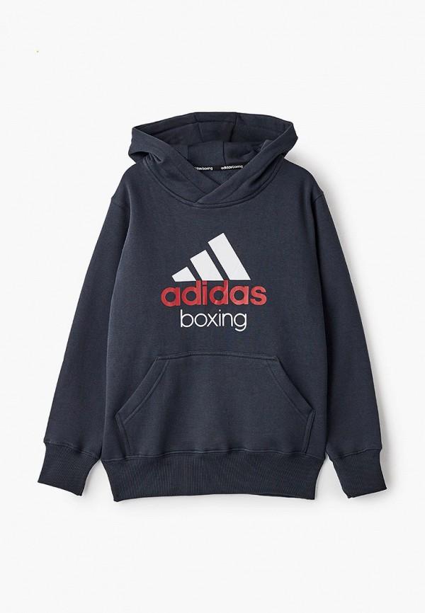 худи adidas малыши, синие