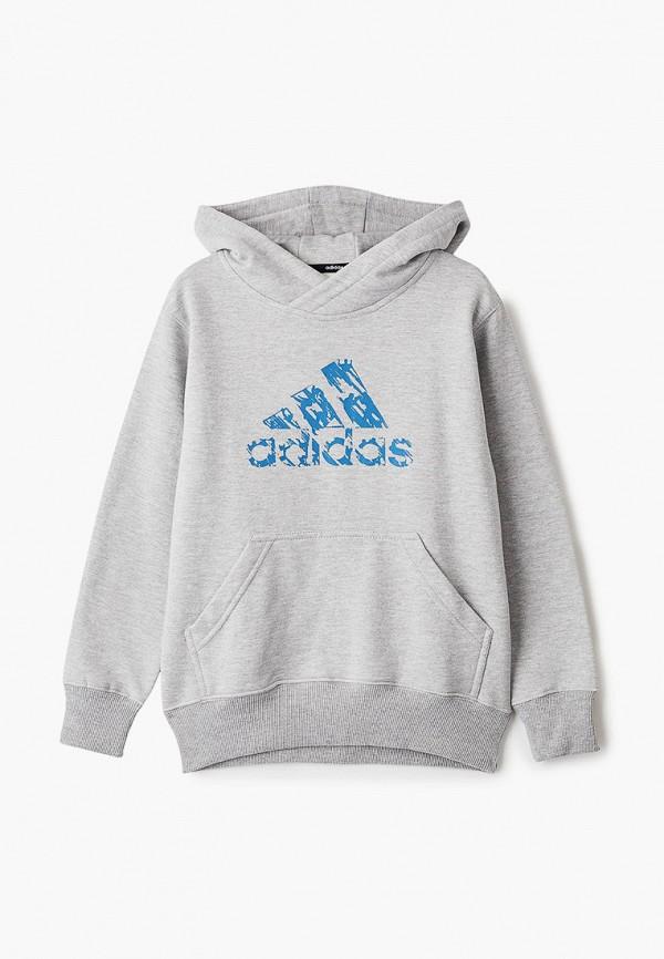 худи adidas малыши, серые
