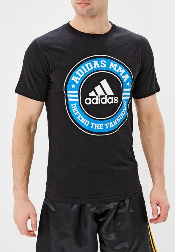 Футболка adidas Combat adidas Combat AD015EMBEAA4 кроссовки adidas combat adidas combat ad002auddm71