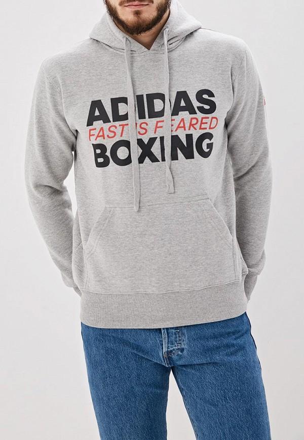 Худи adidas Combat adidas Combat AD015EMFDWK7 худи мужское adidas ctc ho fleece цвет серый bp9653 размер 46