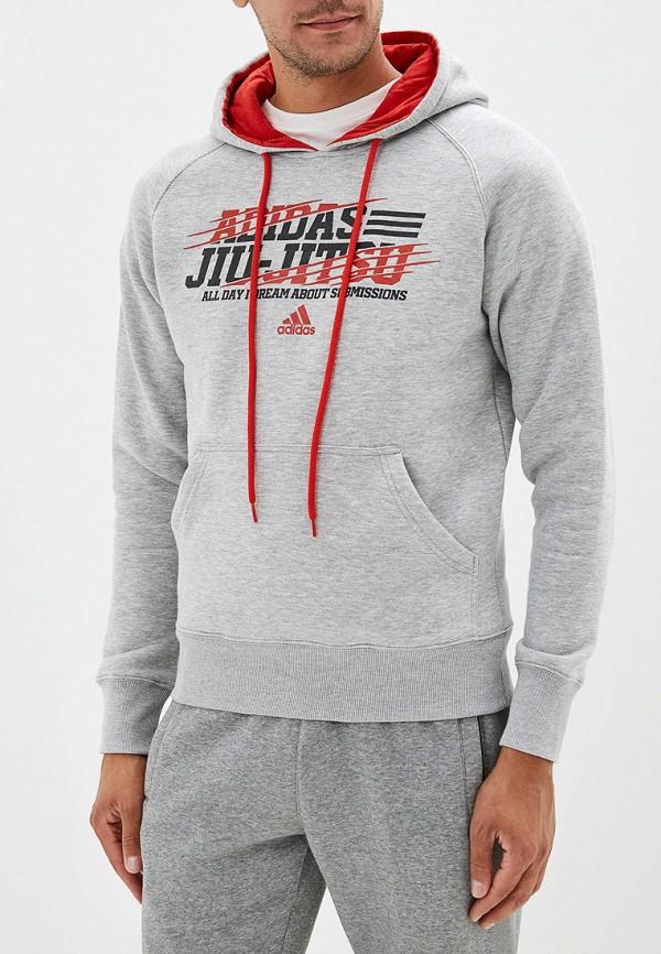 Худи adidas Combat adidas Combat AD015EMFORY3 худи мужское adidas ctc ho fleece цвет серый bp9653 размер 46