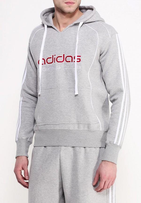 Худи adidas Combat adidas Combat AD015EUHID96 худи мужское adidas ctc ho fleece цвет серый bp9653 размер 46