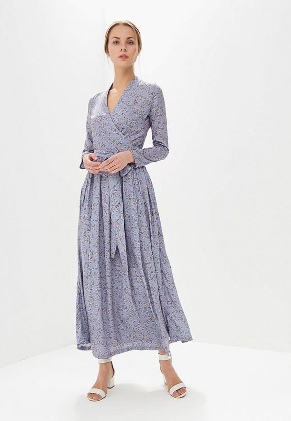 Купить Платье Adzhedo, Adzhedo AD016EWBJWJ4, голубой, Весна-лето 2018