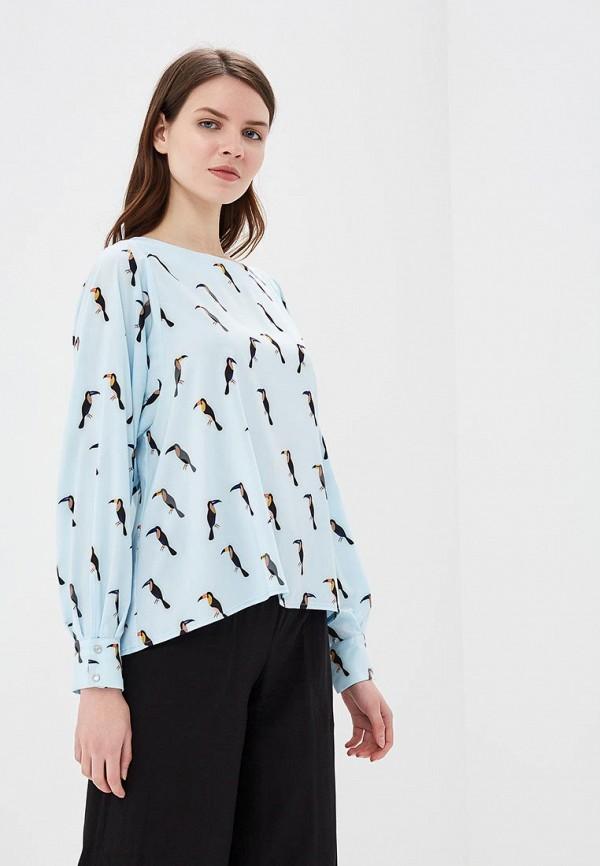 Блуза Adzhedo Adzhedo AD016EWBMEI1 блуза adzhedo adzhedo ad016ewzya85