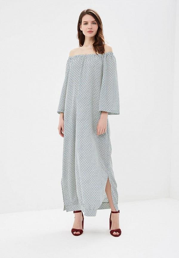 Купить Платье Adzhedo, Adzhedo AD016EWBMEJ0, серый, Весна-лето 2018