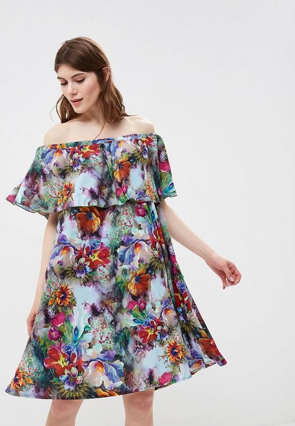 Платье Adzhedo Adzhedo AD016EWBSFH6 платье adzhedo adzhedo ad016ewuxe26