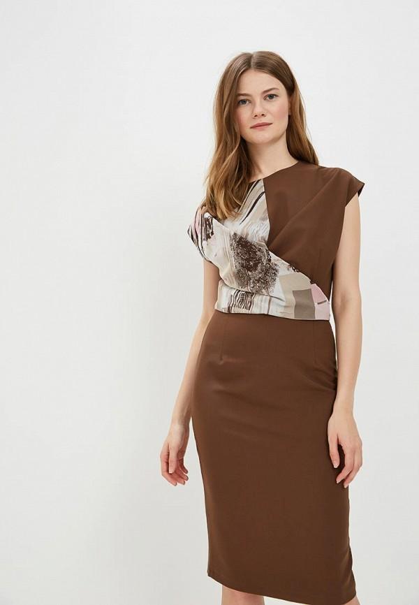 Платье Adzhedo Adzhedo AD016EWDBVL4 блуза adzhedo adzhedo ad016ewekla3