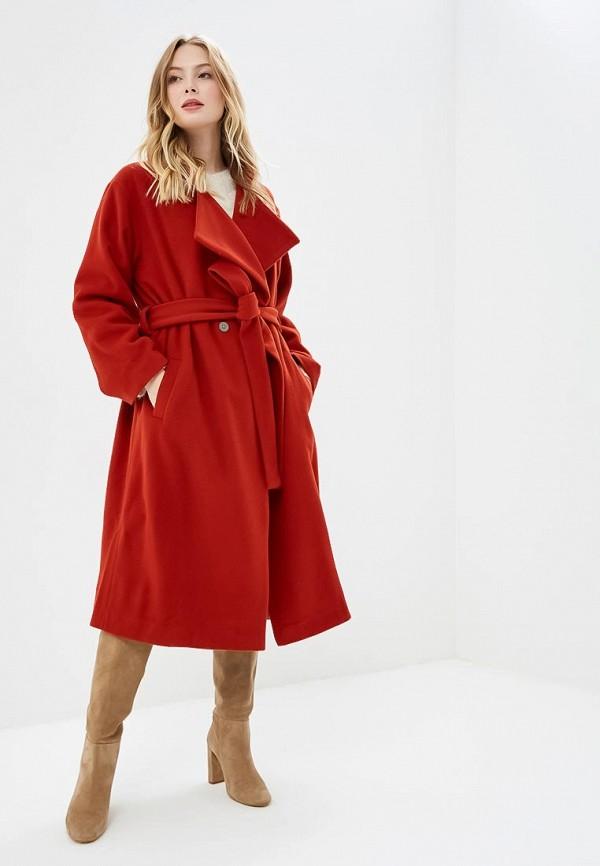 Пальто Adzhedo Adzhedo AD016EWDFRU8 пальто adzhedo adzhedo ad016ewajgk7