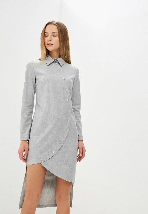 Платье Adzhedo Adzhedo AD016EWDIWP3 блуза adzhedo adzhedo ad016ewekla3