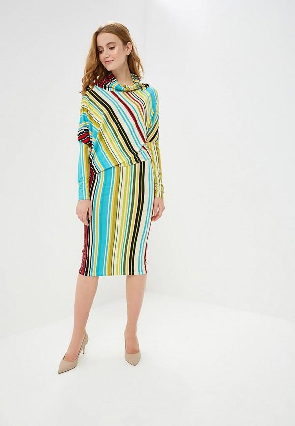 Платье Adzhedo Adzhedo AD016EWDRKF1 платье adzhedo adzhedo ad016ewbzab6