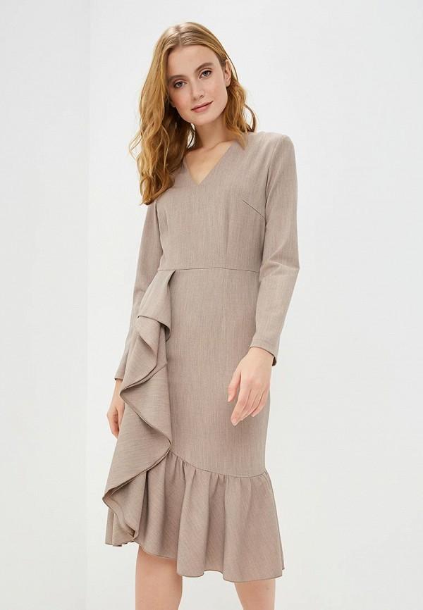 Платье Adzhedo Adzhedo AD016EWDRKF2 пальто adzhedo adzhedo ad016ewajgk7