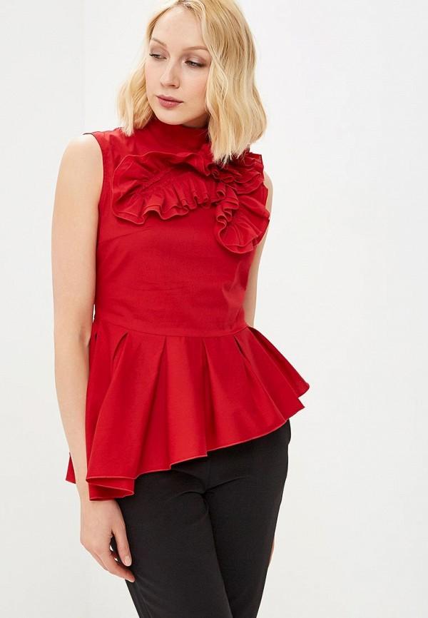 купить Блуза Adzhedo Adzhedo AD016EWEKLA4 по цене 3570 рублей