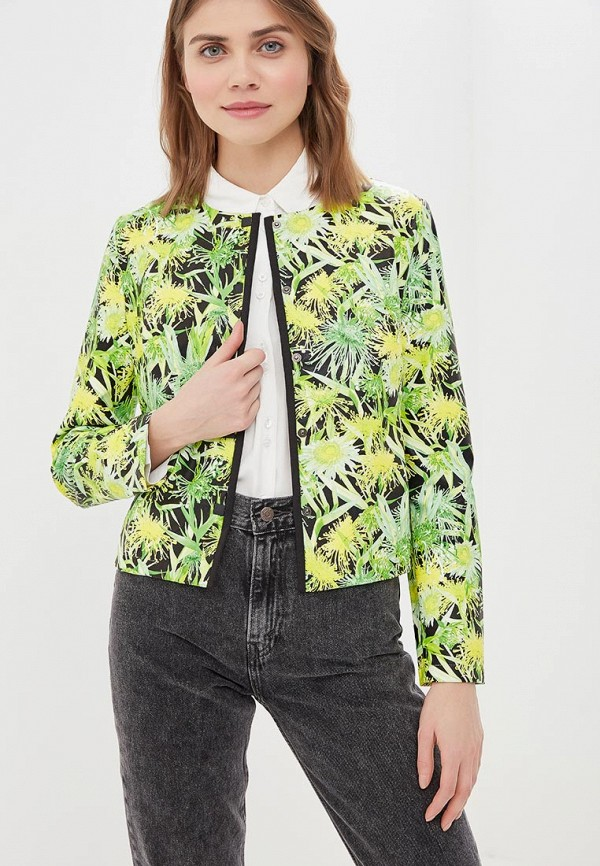 женская куртка adzhedo, разноцветная