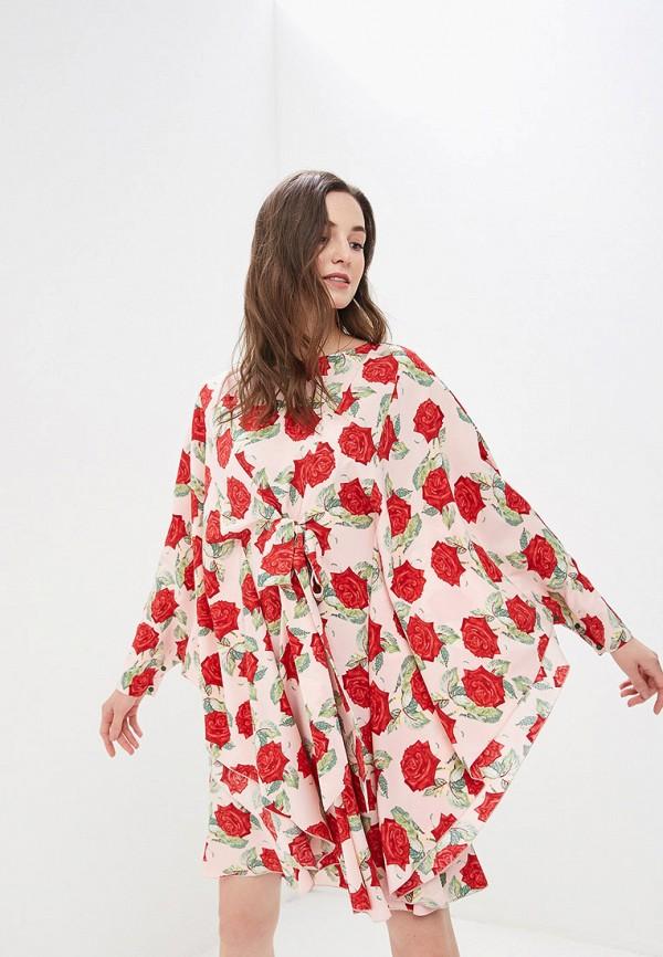 Платье Adzhedo Adzhedo AD016EWFMLD4 цена 2017