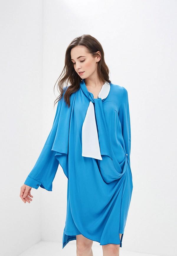 Платье Adzhedo Adzhedo AD016EWFMLD5 цена 2017