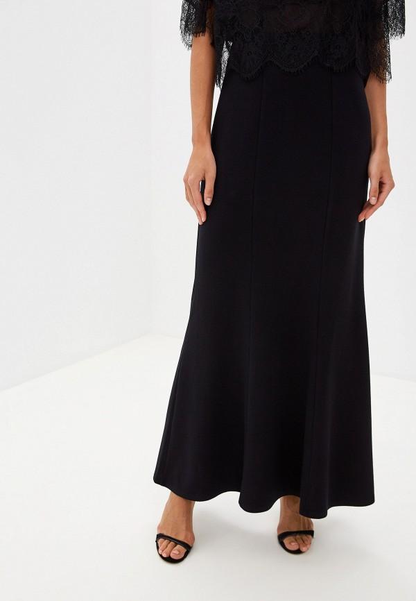 женская юбка adzhedo, черная