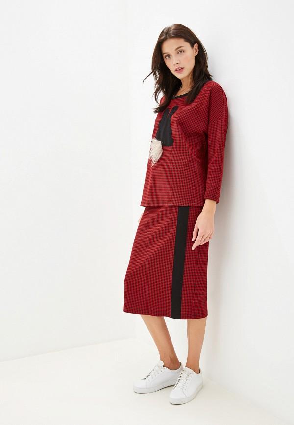 женский костюм adzhedo, красный