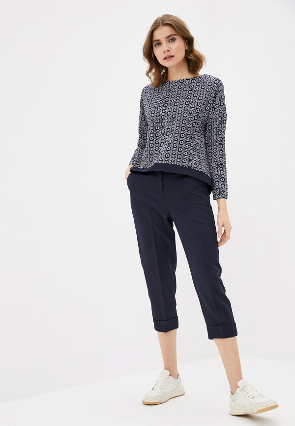 женские брюки adzhedo, синие