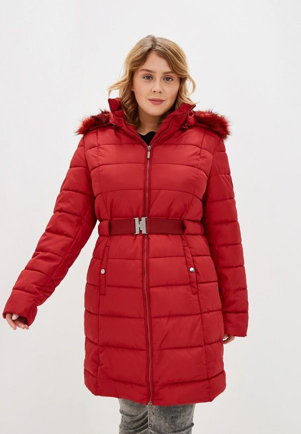 женская куртка adrixx, красная