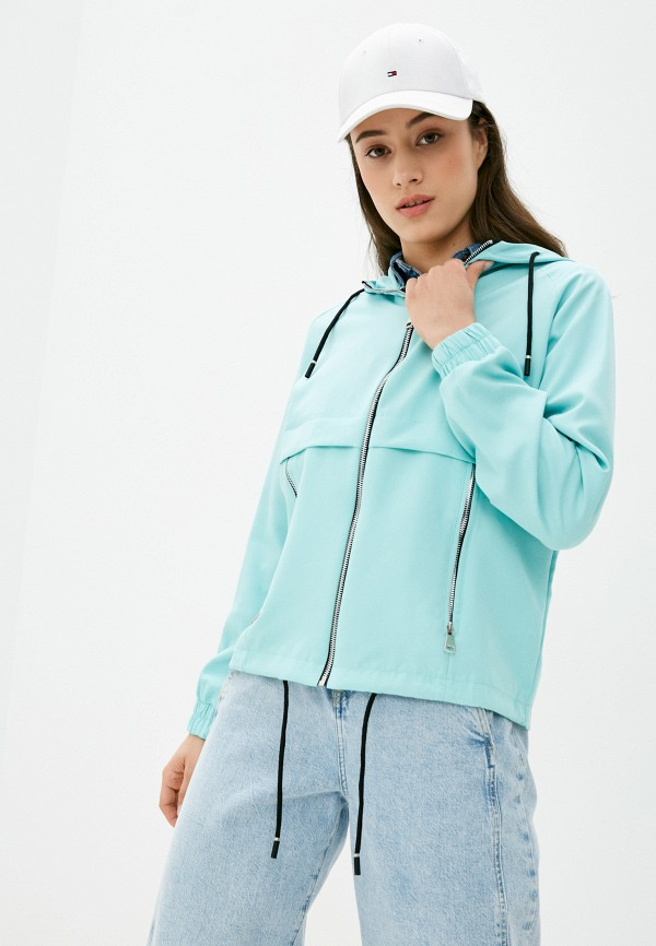 Куртка Adrixx Adrixx NR09-YFD003 голубой фото