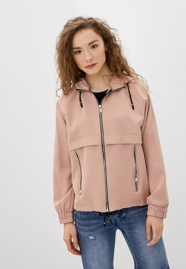 Куртка Adrixx Adrixx NR09-YFD003 розовый фото