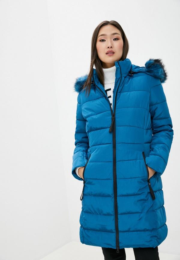 женская куртка adrixx, синяя