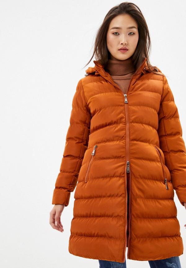 женская куртка adrixx, коричневая