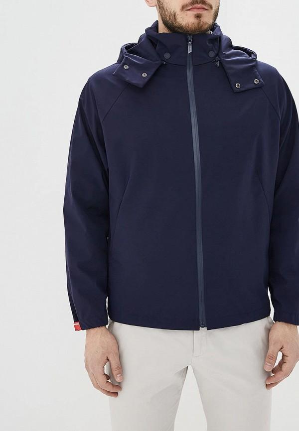 мужская куртка adolfo dominguez, синяя