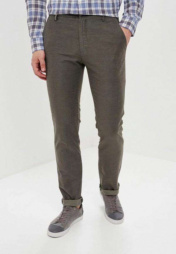 мужские повседневные брюки adolfo dominguez, хаки