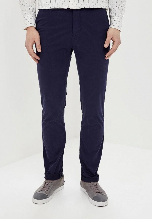 мужские брюки чинос adolfo dominguez, синие