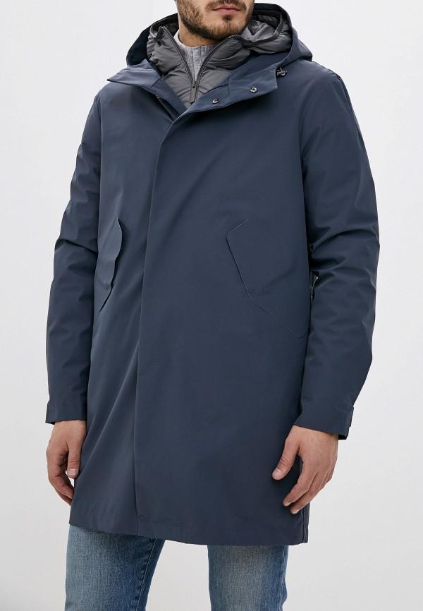 мужская куртка adolfo dominguez, серая