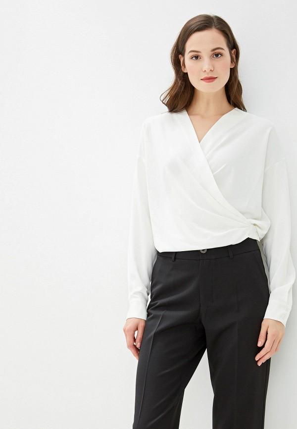 женская блузка adolfo dominguez, белая