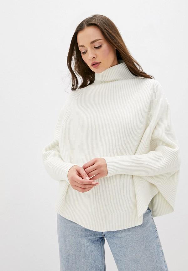 женский свитер adolfo dominguez, белый