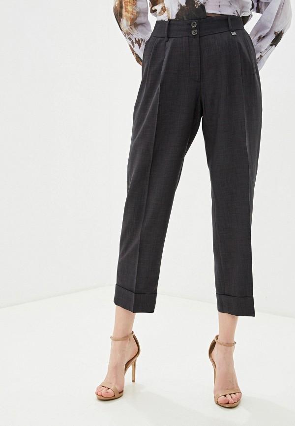 женские классические брюки adolfo dominguez, серые
