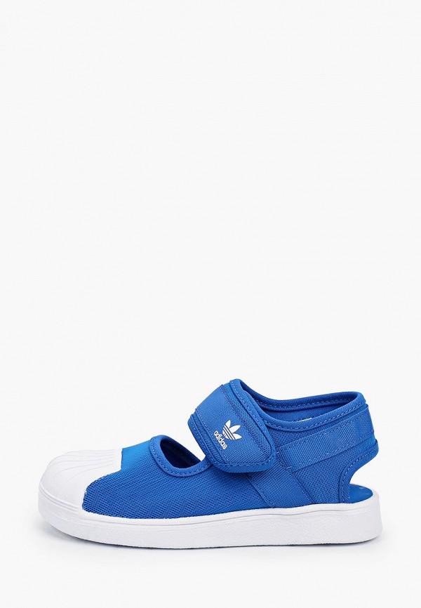 туфли adidas малыши, синие