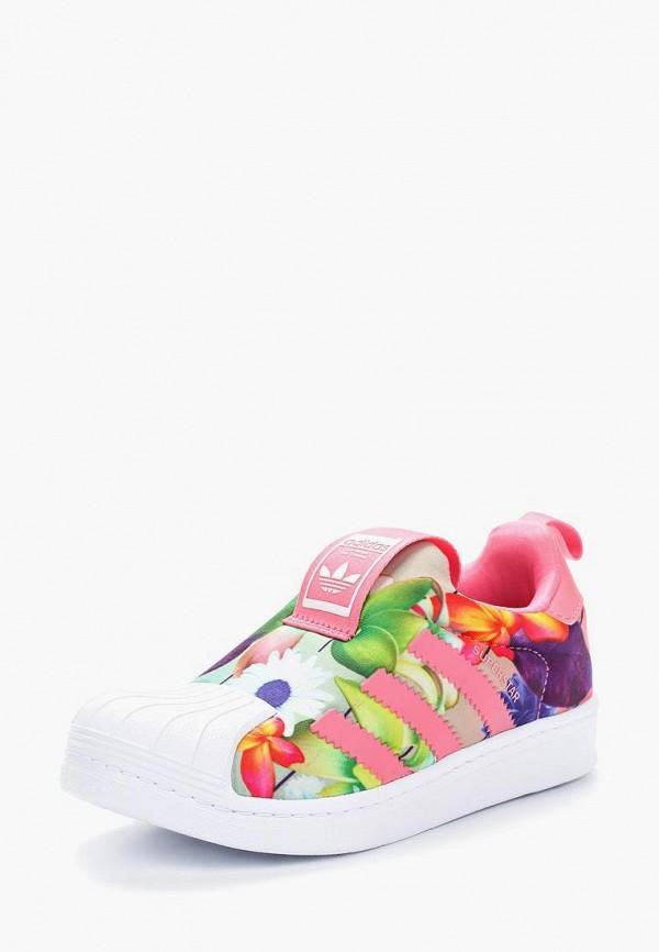 Кеды adidas Originals adidas Originals AD093AGAMHQ5