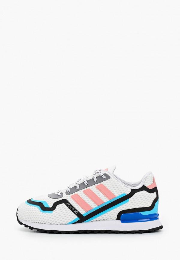 кроссовки adidas для девочки, разноцветные