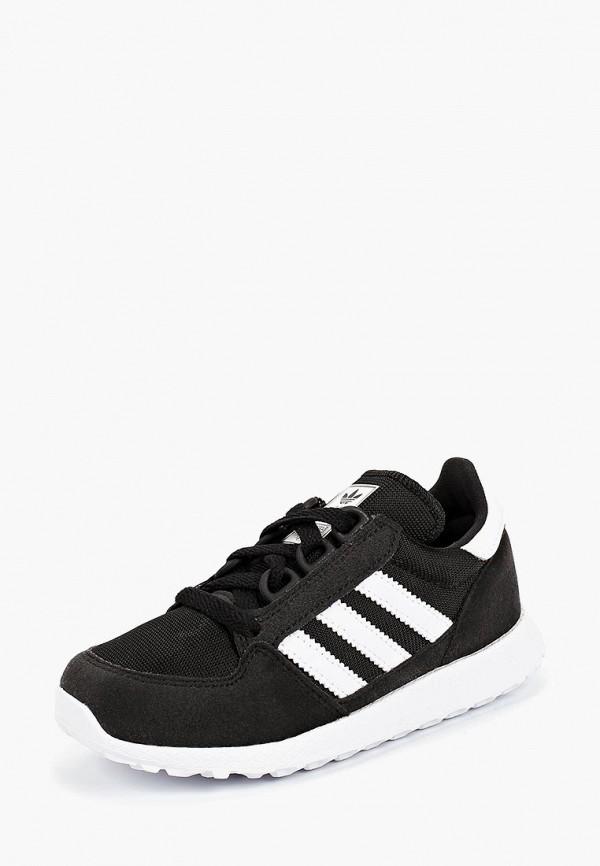 Купить Кроссовки adidas Originals, adidas Originals AD093AKCCZP7, черный, Осень-зима 2018/2019
