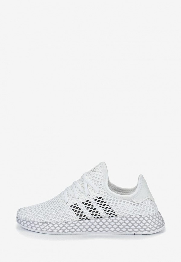 кроссовки adidas малыши, белые