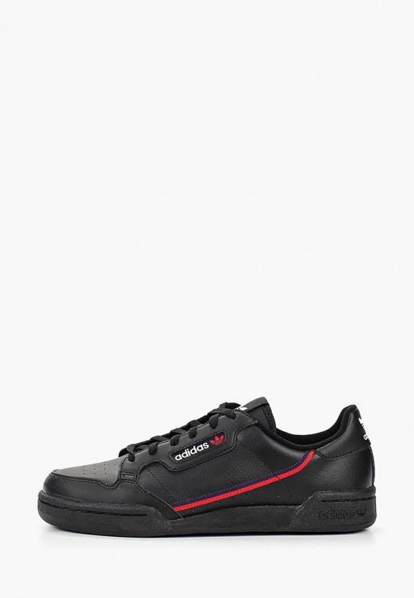 Купить Кеды adidas Originals, adidas Originals AD093AKEEFE0, черный, Весна-лето 2019
