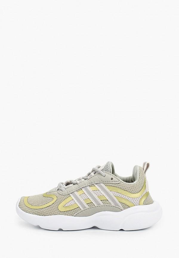 кроссовки adidas малыши, хаки
